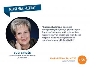 Suvi Linden