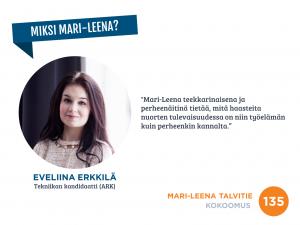 Eveliina Erkkilä