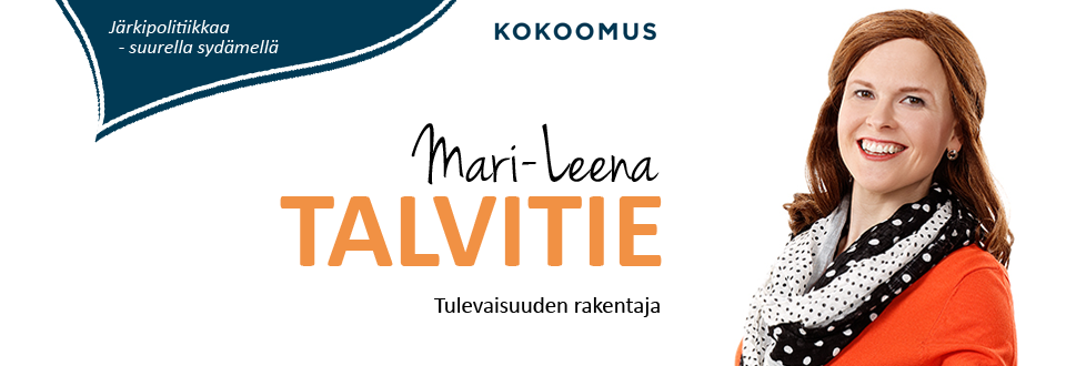 Mari-Leena Talvitie